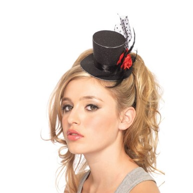 Womens Top Hat - Sexy