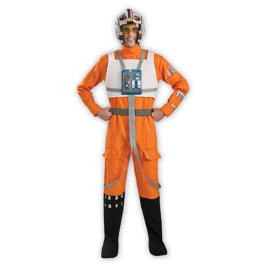 X Wing Fighter Pilot Costume - Star Wars