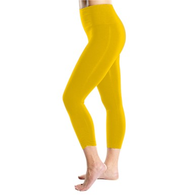 Yellow Leggings - Womens
