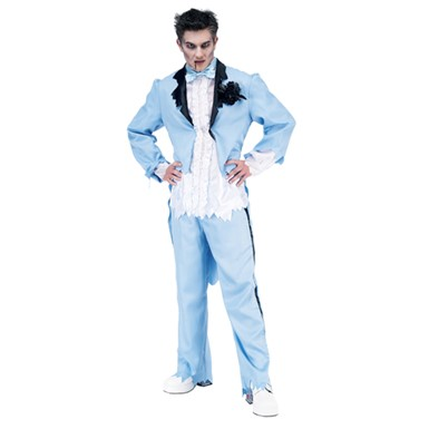 Zombie Prom King Costume - Mens