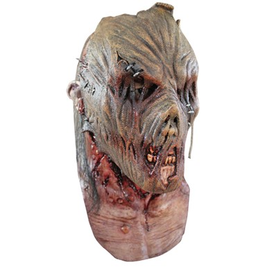 Zombie Scarecrow Horror Wizard of Oz Costume Mask