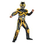 Boys Transformers Bumblebee Movie Deluxe Costume