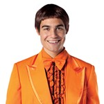 Dumb And Dumber Lloyd Adult Halloween Wig
