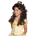 Girls Belle Ultra Prestige Halloween Wig
