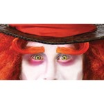 Orange Eyebrows - Mad Hatter