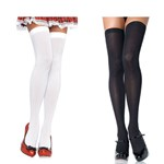Over The Knee Tights - Nylon