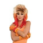 Sindee Punk 80's Wig for Womens Halloween Costume