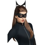 Womens Catwoman Wig Halloween Costume Accessory