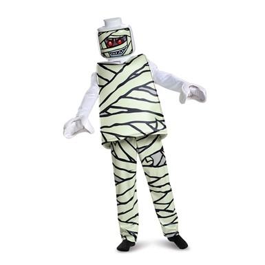 Kids LEGO Mummy Deluxe Halloween Costume – LEGO Costumes