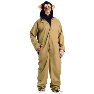 30 Minutes Or Less Chimp Halloween Movie Costume