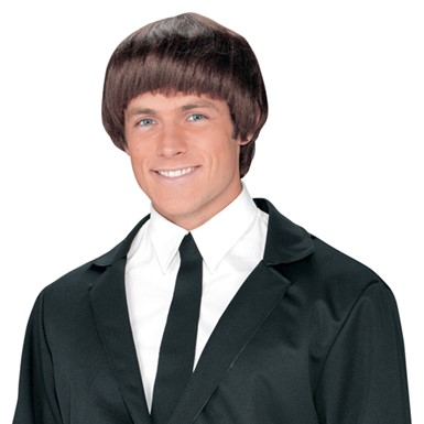 60's Beatles Band Member Halloween Wig
