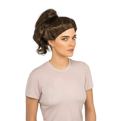 Abby Yates Ponytail Wig – Ghostbusters