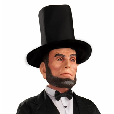 Abraham Lincoln Costume Mask