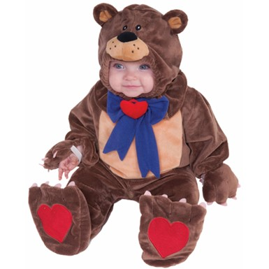 Adorable Teddy Bear Halloween Costume