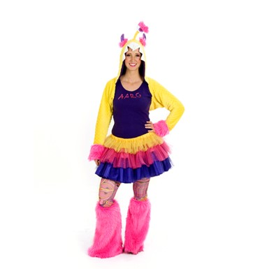 Adult Aarg MonStar Costume