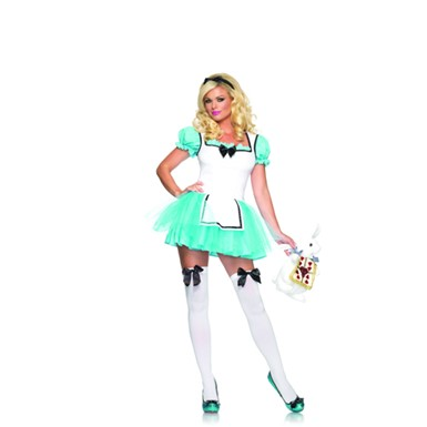 Adult Alice Costume - Enchanted Alice