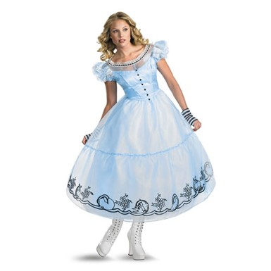 Adult Alice Costume - Womens