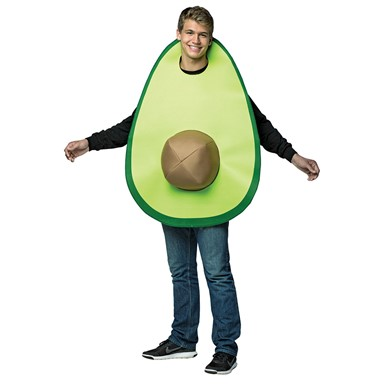 Adult Avocado Costume