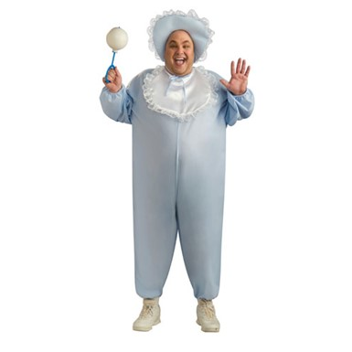 Adult Baby Costume - Plus Size