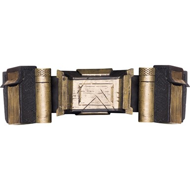 Adult Batman Belt Justice League Costume Accessory