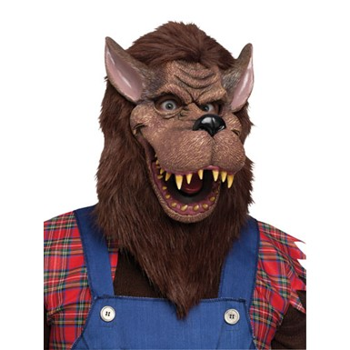 Adult Big Bad Wolf Mask