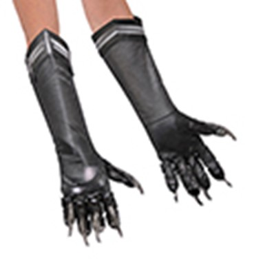 Adult Black Panther Gloves