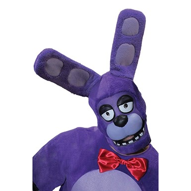 Adult Bonnie the Bunny 3/4 Mask – Five Night's at Freddy's
