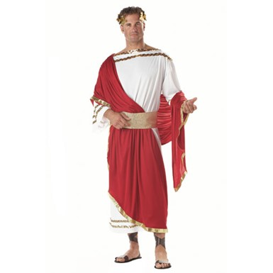 Adult Caesar Halloween Costume Standard - One Size