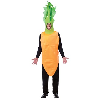 Adult Carrot Jumpsuit Costume