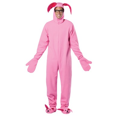 Adult Christmas Story Bunny Costume