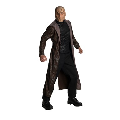 Adult Costumes -  Star Trek Deluxe Nero