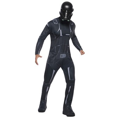 Adult Death Trooper Star Wars Rogue One Costume