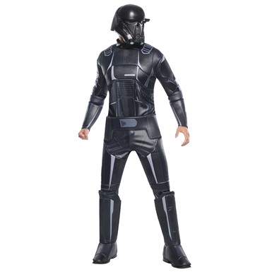 Adult Deluxe Death Trooper Costume – Star Wars Rouge One