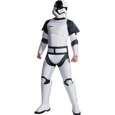 Adult Deluxe Executioner Trooper Star Wars Last Jedi Costume