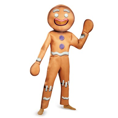 Adult Deluxe Gingy Costume – Shrek