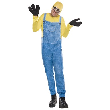 Adult Despicable Me Minion Bob Standard Costume