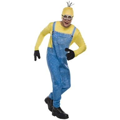 Adult Despicable Me Minion Kevin Halloween Costume