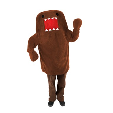 Adult Domo Halloween Costume