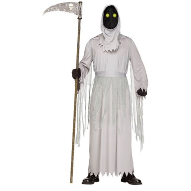 Adult Fade Eye Ghost Phantom Costume