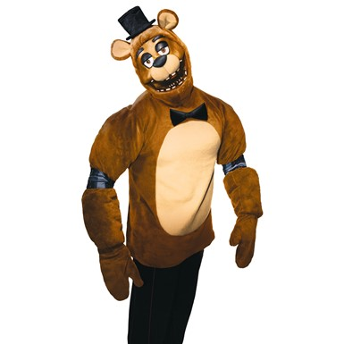 Adult Five Nights at Freddy Fazbear Costume