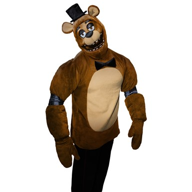 Adult Freddy Fazebear Costume – Five Night's at Freddy's