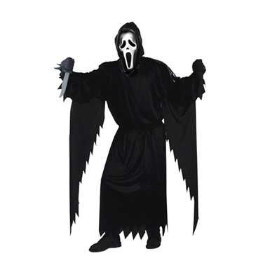 Adult Ghost Face Costume