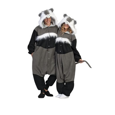Adult Hamster Mascot Animal Halloween Costume