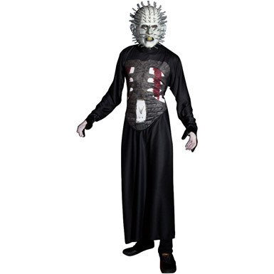 Adult Hellraiser III Pinhead Halloween Costume
