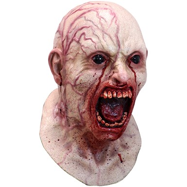 Adult Infected Zombie Horror Costume Mask
