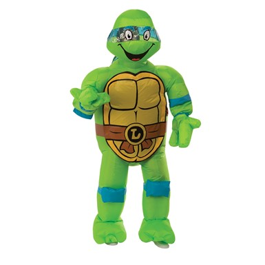 Adult Inflatable Leonardo TMNT Halloween Costume