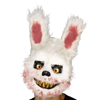 Adult Killer Bunny Halloween Mask