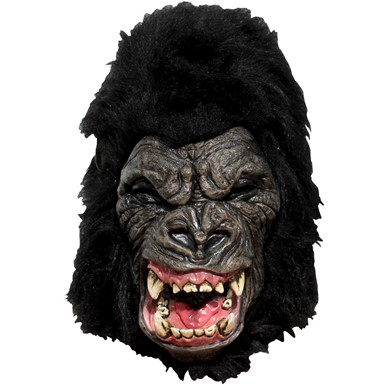 Adult King Ape Gorilla Kong Mask