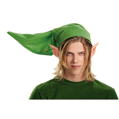Adult Legend of Zelda Link Halloween Kit
