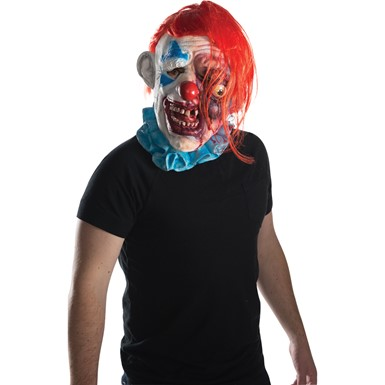 Adult Mangles Clown Costume Mask
